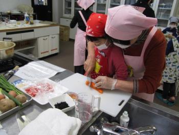 栖本分会おやこ料理教室画像4