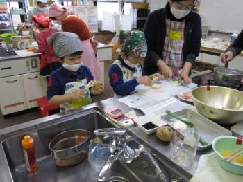 栖本分会おやこ料理教室画像5